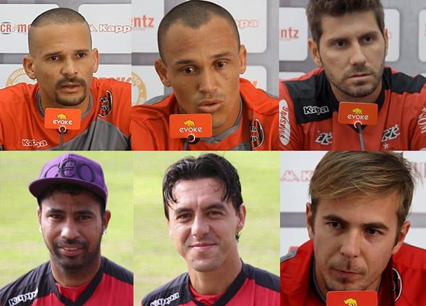 Direção anuncia seis novos reforços para disputa da Série C 2015