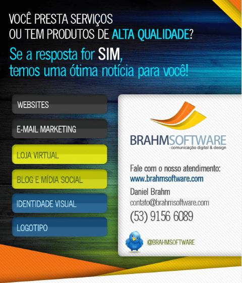 Anúncio: Criação de Sites em Pelotas