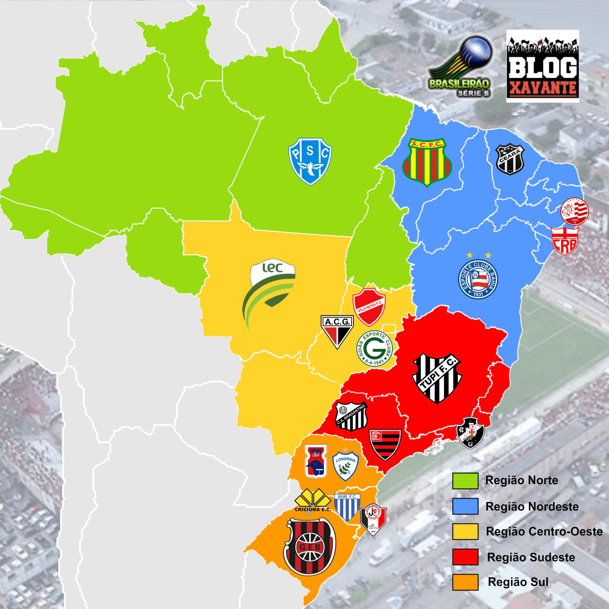 Raio-x da Série B 2016
