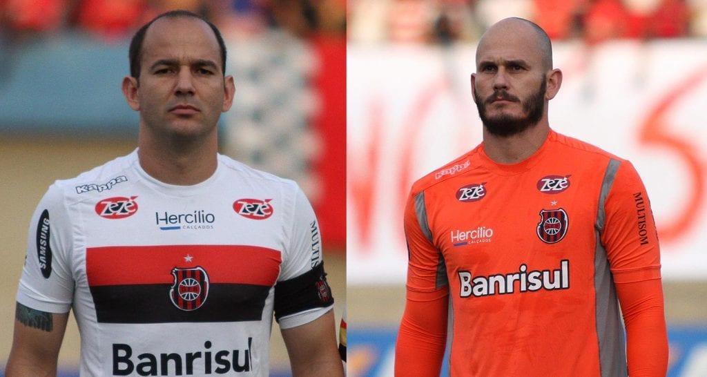 Leandro Leite e Eduardo Martini são os primeiros a renovar contrato