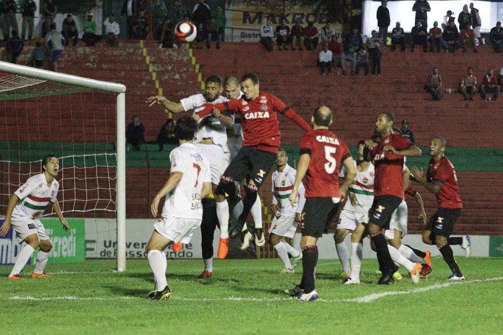 Brasil tem segundo pior aproveitamento entre os clubes da Série B