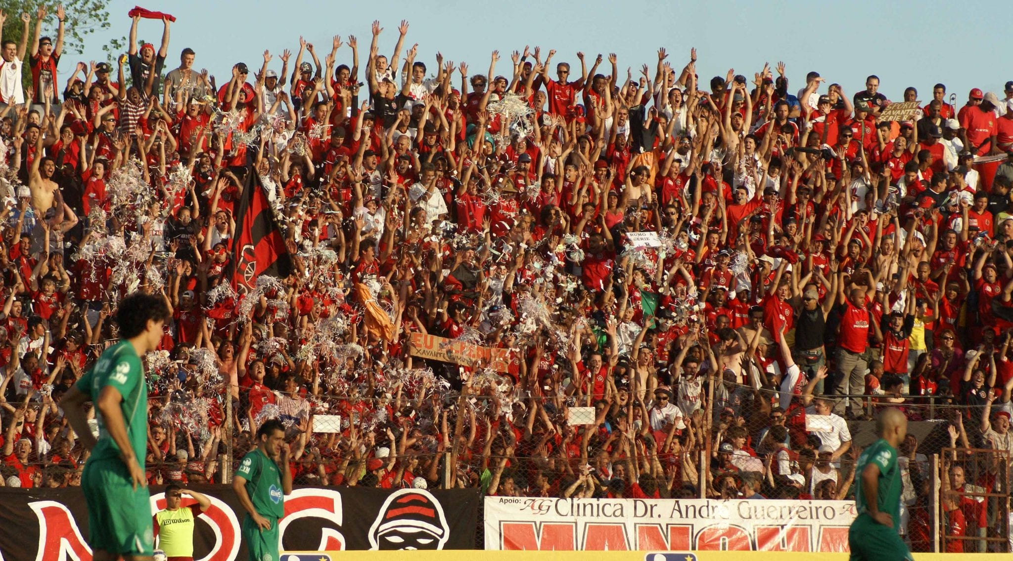 Vem aí o maior campeonato da história do G.E.Brasil